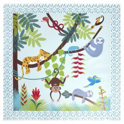 East Coast Tropical Friends Splash Mat
