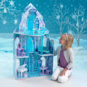 KidKraft Disney Frozen Ice Castle Dollhouse2