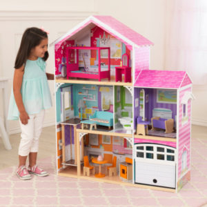 Kidkraft Avery Dollhouse with lights & Sound1