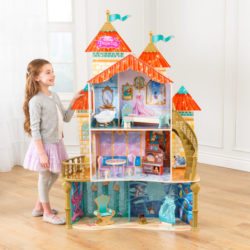 Kidkraft Disney Princess Ariel Land To Sea Castle2