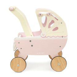 Le Toy Van Honeybake Sweet Dreams Pram - Pink