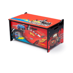 cars wooden toy box3