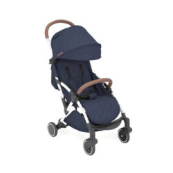 ickle bubba globe max buggy blue on silver