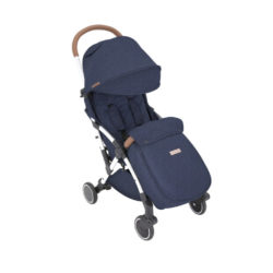 ickle bubba globe max stroller blue on silver