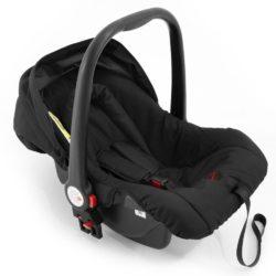 Tutti Bambini Riviera 3 in 1 Travel System - Black/Cool Grey