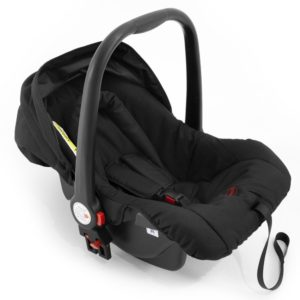 Tutti Bambini Riviera 3 in 1 Travel System - Black/Cool Grey