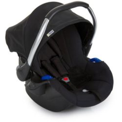 Hauck Comfort Fix Car Seat Black - Group 0