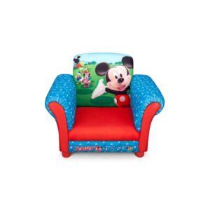 DISNEY MICKEY UPHOLSTERED CHAIR2