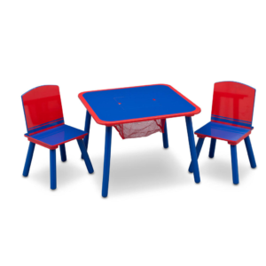 Delta Children Blue and Red Table and Chairs