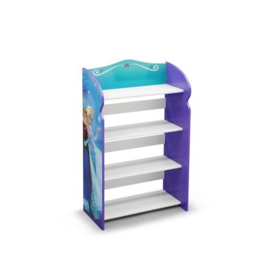 Delta Children Disney Frozen Bookcase3