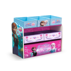 Delta Children Disney Frozen Multi Bin Toy Storage3