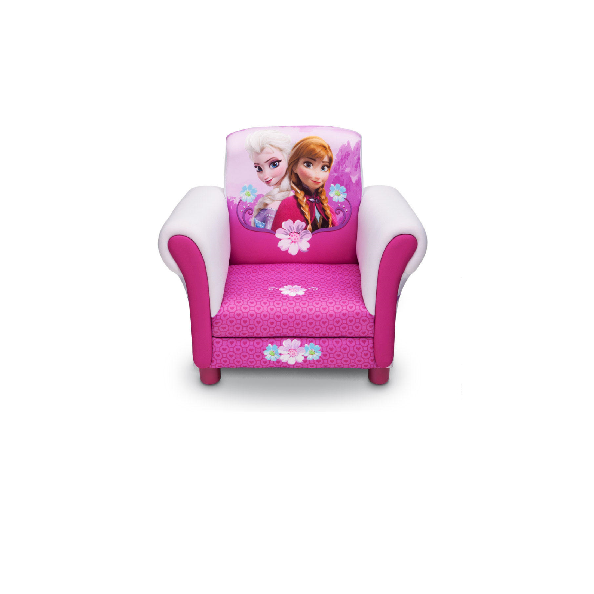 Delta Children Disney Frozen Upholstered Childs Toddler