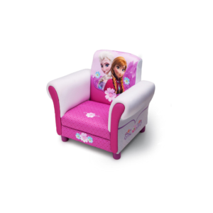 Delta Children Disney Frozen Upholstered Childs Toddler Chair1