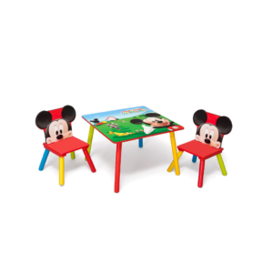 Delta Children Disney Mickey Mouse Table and Chairs