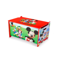 Delta Children Disney Mickey Mouse Toy Box
