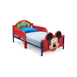 Delta Children Disney Micky Toddler Childs Bed1