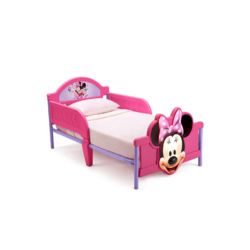 Delta Children Disney Minnie Mouse Childs Toddler Bed