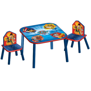 Delta Children Disney Paw Patrol Table and Chairs