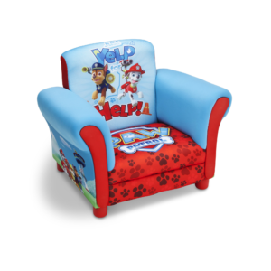 Delta Children Disney Paw Patrol Upholstered Toddler Chair