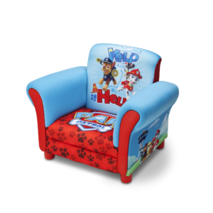 Delta Children Disney Paw Patrol Upholstered Toddler Chair2