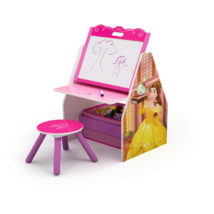 Delta Children Disney Princess Activity bookcase1