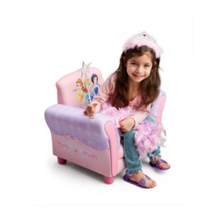 Delta Children Disney Princess Childs Toddler Chair1