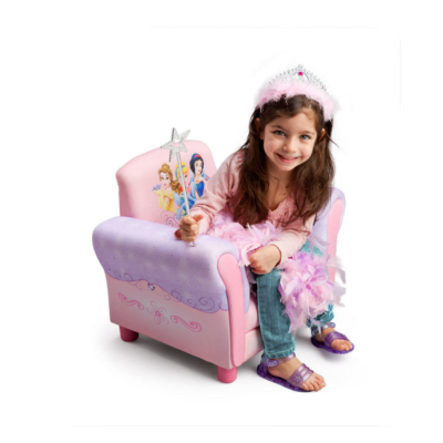 Delta Children Disney Princess Childs Toddler Chair1