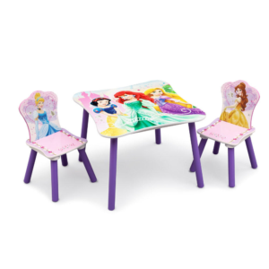 Delta Children Disney Princess Table and Chairs