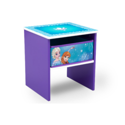 Delta Children Frozen Bedside Table