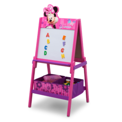 Delta Children Minnie Mouse Wooden Easel1
