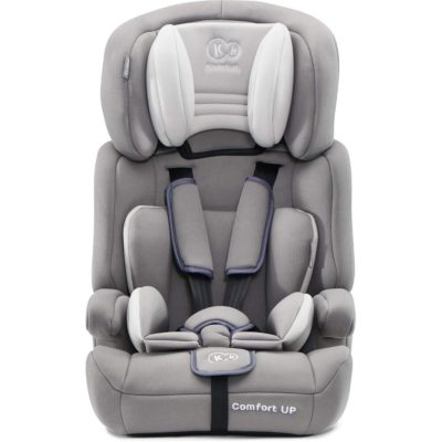 Kinderkraft Grey Comfort Up Car Seat