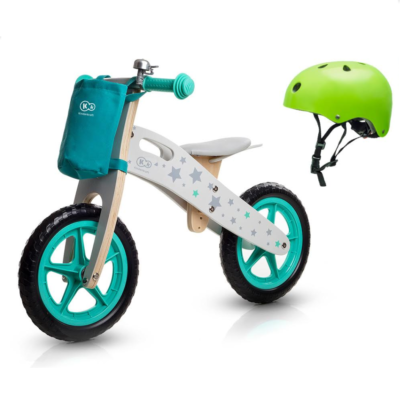 Kinderkraft Balance Bike Runner with Accessories - Stars