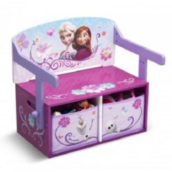 Delta Children Disney Frozen Convertible Desk and bench