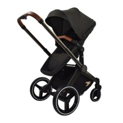 mee-go venice child stroller charcoal 1000