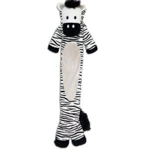 potwells long hot water bottle zebra 2