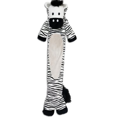 potwells long hot water bottle zebra 2