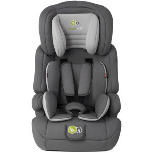 Kinderkraft Comfort Up Group 1,2,3 Car Seat (Grey)