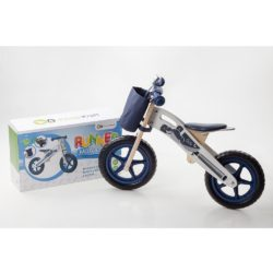 Kinderkraft Balance Bike Runner with Accessories - Motorcycle