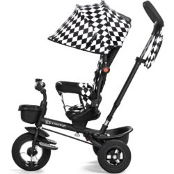 Kinderkraft AVEO Trike - Black and White