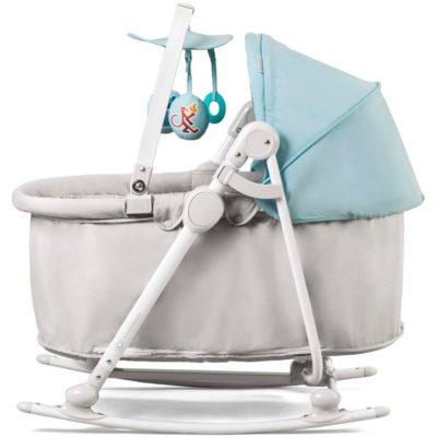 Kinderkraft Unimo 5 in 1 Cradle - Blue