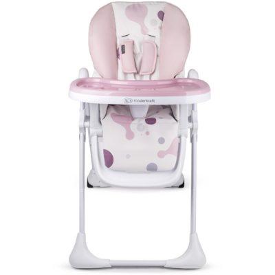 Kinderkraft Yummy Highchair - Pink