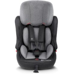 Kinderkraft Safety Fix ISOFIX Group 1,2,3 Car Seat (Black/Grey)