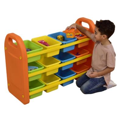 12-Bin Storage Organiser 1