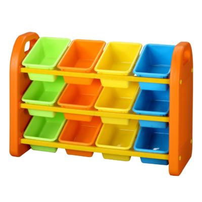 12-Bin Storage Organiser