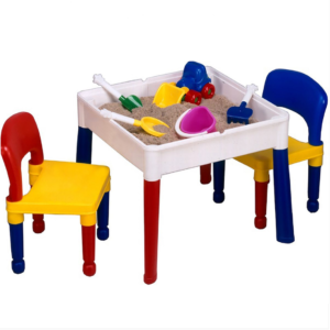 34fa06705f68 Liberty House Toys – 5 in 1 Multipurpose Square Activity Table   2 Chairs
