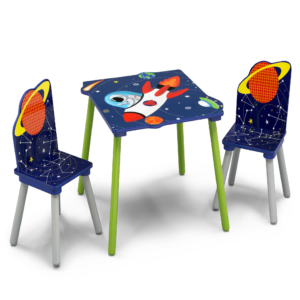 ASTRONAUT TABLE & CHAIR SET1