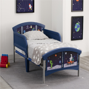 ASTRONAUT TODDLER BED1