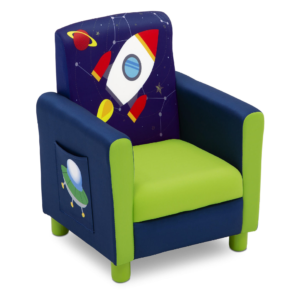 ASTRONAUT UPHOLSTERED CHAIR