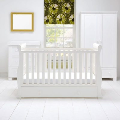 East Coast Alaska 3 Piece Nursery Room Set