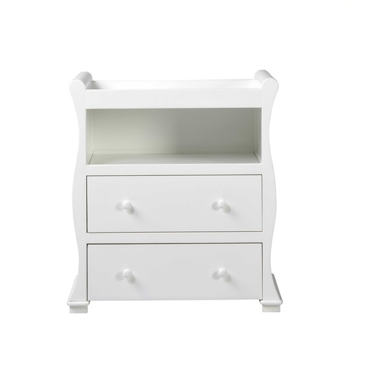 East Coast Alaska Sleigh Dresser